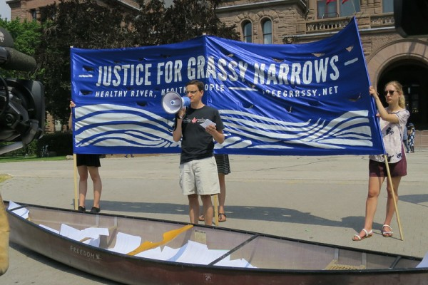 Grassy Narrows